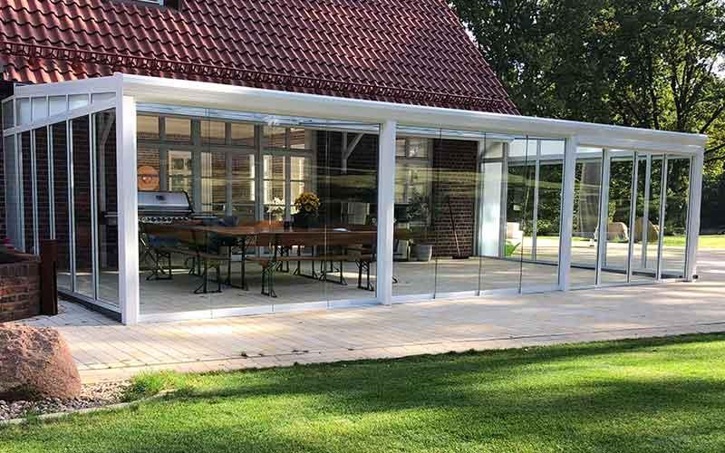 Terrassendach Giga Hanse Carport Molik GmbH